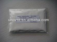 Sodium sulphadimidine+Diaveridine Hydrochloride+Vitamin K3 soluble powder for animals