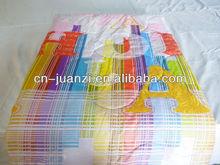 Hottest comfortable Queen/king summer embrodery quilt applique quilt