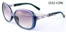 2013new over size style fashion women sunglasses