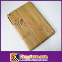 Wood Case Hard Case Cover For Ipad mini