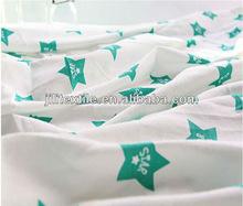100% algodão lençol tecido para crianças 40 x 40 133 x 72 98 '' / 58 ''