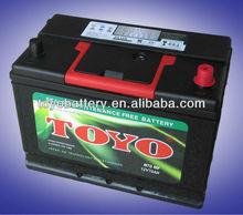 car battery N70 MF