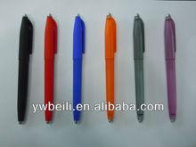 free sample gel ink pen with glue spray