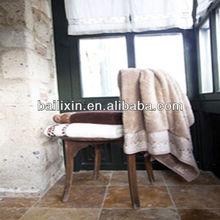 terry towel jacquard design