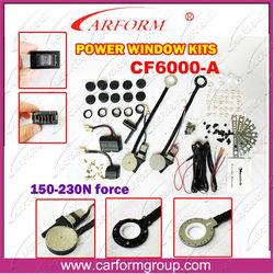 High quality 12v dc universal car electric 2-door and 4-door power type window motor/regulator/kit/parts torque for SUBARU