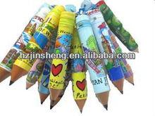 giveaway pvc printed pencil bag