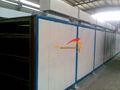 Profissional malha net secador de esteira fabricante - Yufeng
