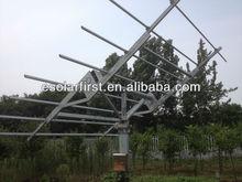Off-grid solar panel installation,PV install,solar Tracker