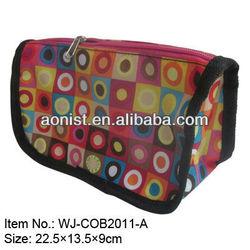 2013 multicolour drawstring big school pen bag