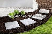 Plastic garden landscape edging Faux Rock Stone imitation