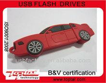 2G-16G Lazer logo Usb Flash Drive Car Design OEM Hot Sale