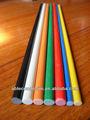 Pultruded alta resistência flexível grp haste de pipa, frp haste de pipa, fibra de vidro haste de pipa
