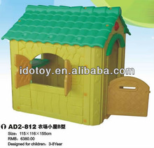 Children's Little Tikes Plastic Play House Children's Toy Plastic House High Quality Children's Toy Plastic House