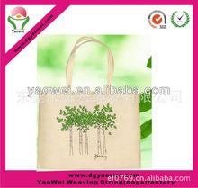waterproof laminated cotton bag