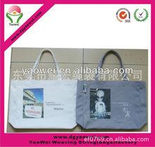 2012 plain promotional natural cotton bags