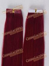 Dropship tape hair extension 100% human hair