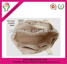 Classical Cotton Canvas Bag