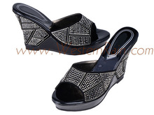 Latest 2013 Fashion Women Shoes/Genuine Leather Women Wedges