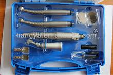 Dental instrument handpiece units dental high&low speed handpiece kit