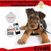New Product 2013 Aluminum Dog tag with unique qr id code to Country South Africa