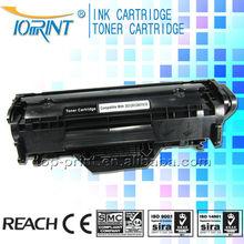 virgin empty toner cartridge
