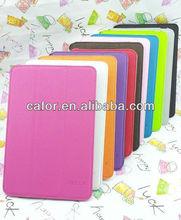 Back cover for ipad mini ,for ipad mini leather case