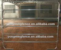 australia hot sales galvanized metal yard fence panel for animals/livestocks