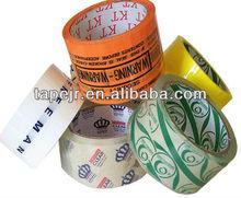 2'' OPP Tape Printed Words for Carton Sealing
