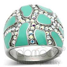 New design turquoise fashion finger ring for women