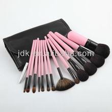 Professional 14pcs makeup brush set/ wolesale makeup brush set/ makeup brush set