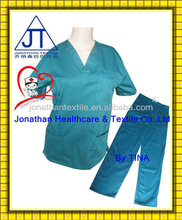 Medical scrubs Top and bottom