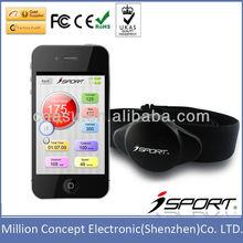 Plastic Bluetooth heart rate belt