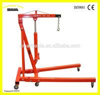 2 Ton Foldable Shop Crane/Shop Crane/Small Shop Crane