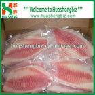 IQF Frozen Tilapia Fillet Fish