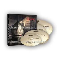 CHANG AP B20 pearl polished cymbal, handmade percussion