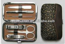 Mini manicure and pedicure set manicure kit