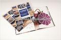 Bolsa doces de impressão catálogos catálogo
