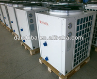 Air source swimming pool pump water heater/ air water heat pump heating equipment/heat pump for SPA R410A,4.5~100kw,CE,SAA