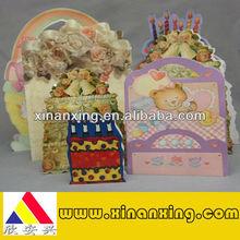 birthday decorative paper bag