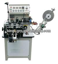 Ultrasonic Label Cutting-Folding Machine