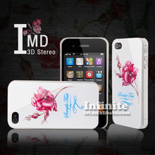 3d stereo effect IMD tech for iphone 4 cases unique