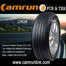 Produtos exportados para dubai, Camrun radial pneu de carro 195 / 65R15 CR28