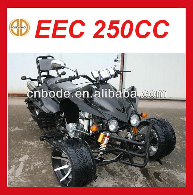 NEW 250CC THREE MOTORCYLE EEC (MC-380)