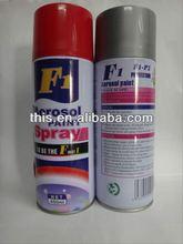 450ml ISO9001 F1 acrylic paint bright colours