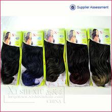 Hot selling fashion Yaki Synthetic X-pression braid hair