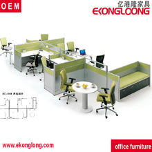 acrylic office partitions/office cubicle partition