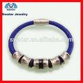 Chers personnalisé bracelet magnétique& fermoirs gros