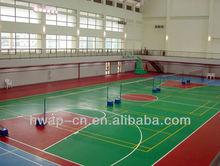 Basketball Flooring multifunction use 4.5mm Basketball vinyl flooring
