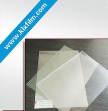 China 40lpi 60lpi 70lpi 3D Lenticular lens sheet for making HD 3d picture/ PET lenticuar film