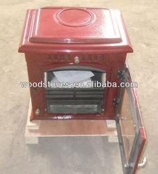 Enamel Coal Stoves,Wood Burning,Cast Iron,Fireplace,Multi Fuel,Coal